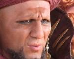 آرش فلاحتپیشه بازیگر نقش ابرهه در فیلم «محمد»(ص)/عکس