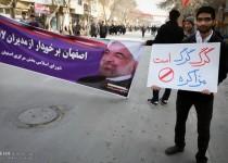 دو عکس از حاشیه سفر روحانی به اصفهان، مزاکره؟!