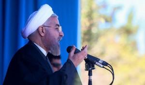 رئیس جمهور: مردم ما به آرمانخواهی انقلابشان ادامه میدهند