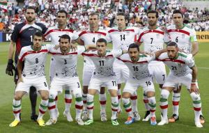 صعود 10 پلهای فوتبال ایران در ردهبندی فیفا