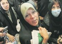 فائزه هاشمی بخشی از مصاحبه خود با فیگارو را تکذیب کرد