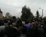گزارش تصویری مراسم ختم خواهر سید محمد خاتمی