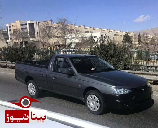 persia2 وانت پرشیا, محصولی متفاوت از ایران خودرو/ تصاویر