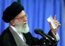 نامه محمود احمدینژاد به رهبر انقلاب