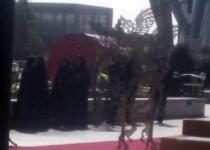 حضور گشت ارشاد در جشنواره فیلم فجر/عکس
