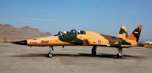 هواپیمای جنگنده پیشرفته صاعقه 2 رونمایی و تحویل نیروی هوایی ارتش شد