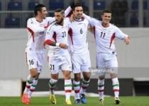 تیم ملی ایران با 2 گل تیم ملی شیلی را شکست داد