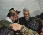 حضور سردار قاسم سلیمانی در عملیات آزاد سازی تکریت/تصاویر