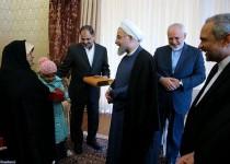 رئیس جمهور: ملت ایران برای آرمانهایش بهای زیادی پرداخت کرده است