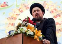 سید حسن خمینی: از یک درون زیبا، هنر زیبا و جاوید باقی میماند