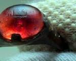 کشف انگشتر هزارساله مزین به نام الله/عکس