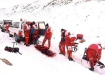 نجات ۱۵ توریست آلمانی در ارتفاعات البرز