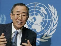 پيام نوروزی دبیر کل سازمان ملل متحد
