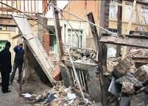 انفجار خونین گاز در منزل مسکونی