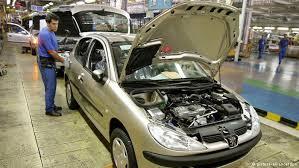 جزئیات توافق خودرویی ایران و فرانسه
