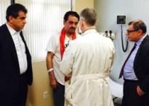 جراحی ابراهيم تاتليس در آمریکا