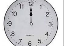 فردا شب ساعت را یک ساعت جلو بکشید