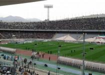 حضور 80 هزار افغانی در ورزشگاه آزادی برای بازی تیم ملی افغانستان