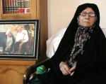 مادر رئیسجمهور درگذشت/تصاویر