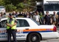 تیراندازی مقابل اداره پلیس «فرگوسن» آمریکا