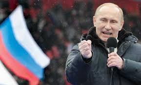 ولاديمير پوتین مانع توافق هستهای میشود