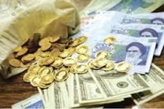 آخرین قیمت سکه و ارز و طلا در بازار آزاد 26 اسفند 1393