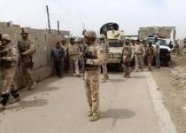 تکریت به محاصره کامل ارتش عراق درآمد