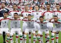 تیم ملی ایران در رده چهل و دوم جهان