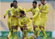 پیروزی نفت تهران در مقابل الشباب عربستان