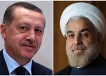 استقبال رسمی رییسجمهوری اسلامی ایران از رییس جمهور ترکیه