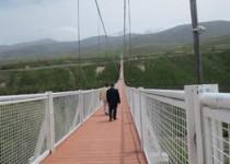 افتتاح بزرگترین پل معلق خاورمیانه اواخر اردیبهشت ماه 
