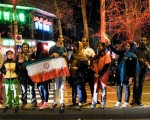 جشن و شادی مردم پس از اعلام تفاهم هسته ای/تصاویر
