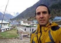 عظیم قیچیساز, در راه صعود به قله اورست بدون کپسول اکسیژن