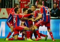 صعود بایرن مونیخ و بارسلونا به جمع 4 تیم نهایی لیگ قهرمانان اروپا