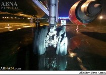 هواپیمای ایرانی در استانبول دچار سانحه شد