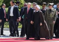 مذاکرات خصوصی روسایجمهور ایران و ترکیه