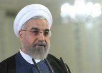 دکتر روحانی: هيچ توافقی را بدون لغو تحریم ها امضا نمی کنیم