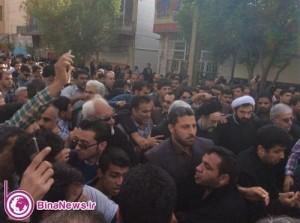 زمان و مکان مجلس یادبود مادر سید محمد خاتمی در تهران