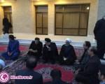 پیکر مادر سید محمد خاتمی در اردکان تشییع شد/ تصاویر