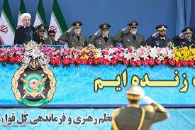 حجت الاسلام حسن روحانی: روز ارتش، روز اقتدار ملی است