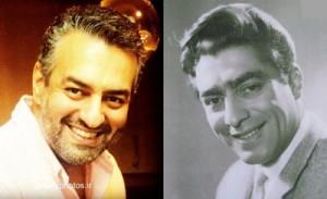 سام نوری, خواهرزاده فردین بازیگر سریال درحاشیه/عکس