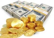 قیمت سکه و ارز و طلا در بازار امروز 24 فروردین 1394