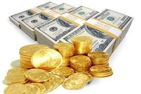 قیمت سکه و ارز و طلا در بازار امروز 26 فروردین 1394