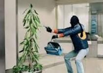 سرقت مسلحانه از شعبه بانک مسکن در مشهد