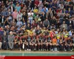 گزارش تصویری حضور علی دایی و تیم ملی ۹۸ در ارومیه+۱۷عکس