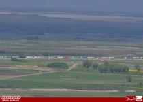 کامیونهای ایرانی در مرز ترکیه در چه حالیاند؟