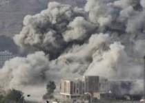 عربستان فرودگاه«الحدیده»یمن را بمباران کرد