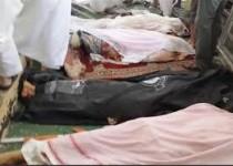 حمله به مسجد شیعیان در قطیف عربستان