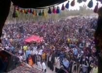 همايش 70 هزار نفری بختياریها در مسجدسليمان