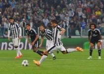 یوونتوس با 2 گل رئال مادرید را شکست داد